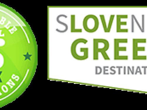 LOGARSKA DOLINA – SOLČAVSKO prejemnik ZLATEGA ZNAKA Slovenia Green Destination 2020